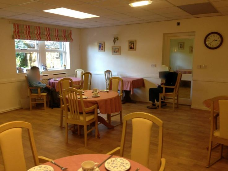 This Is An Example Of The Run A Care Home Interior Design Service For Homes