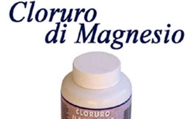 Cloruro di magnesio:il rimedio che cura praticamente TUTTO! Ma non te lo diranno mai
