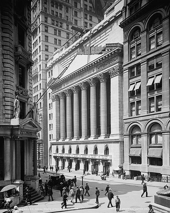 new york stock exchange wall street nyse photograph on wall street news id=86017