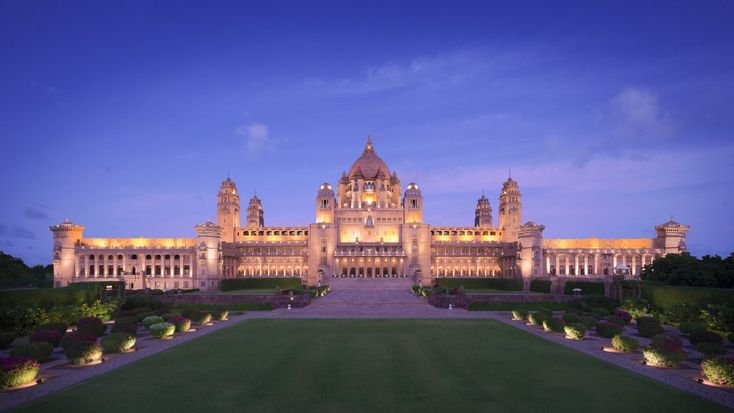 Umaid Bhawan Palace Is The Worlds Best Hotel