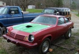 1975 Chevrolet Vega by ShovelHeadShawn http://www.chevybuilds.net/1975-chevrolet-vega-build-by-shovelheadshawn