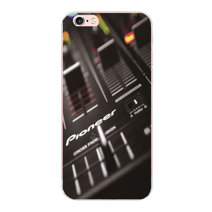 DJ Mixer pattern phone cover For iphone 4s 4 SE 5 5S 5C 6 6S 7 Plus plastic case For Samsung Galaxy s5 S4 S3 S6 S7 edge G9300 #clothing,#shoes,#jewelry,#women,#men,#hats,#watches,#belts,#fashion,#style