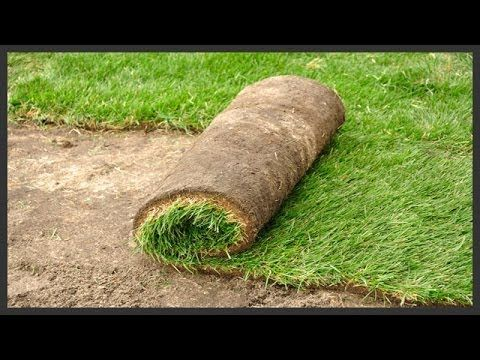 Step by step guide for installing new sod in your yard. Also see my other videos on sod installation: http://youtu.be/gtzvIpKMHKE and http://youtu.be/IJ35fXy...