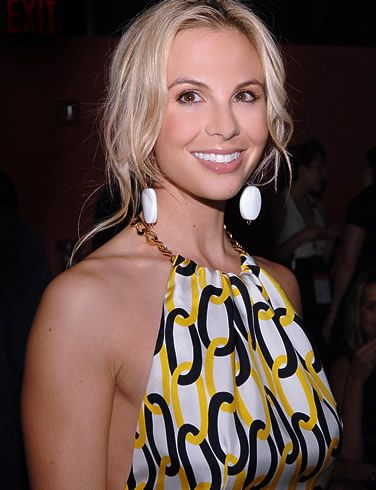 "ELIZABETH HASSELBECK, A MOST ANNOYING HOST FROM ""THE VIEW"", A KNOW- IT- ALL WHO CAN'T KEEP HER MOUTH SHUT FOR 2 MINUTES."