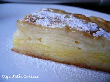 Gâteau aux pommes-poires Ce gâteau est léger, doux, digeste et quasi 100% fruits frais. C'est le dessert parfait après un repas copieux.