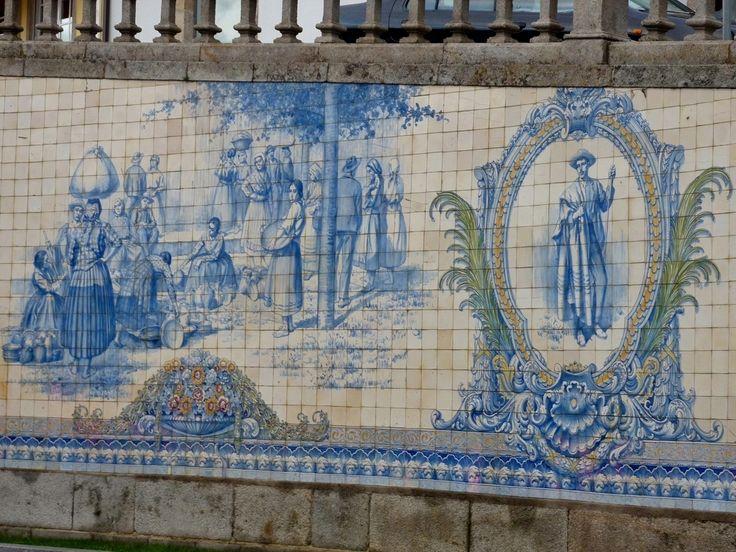 Pailnel azulejo - Viseu