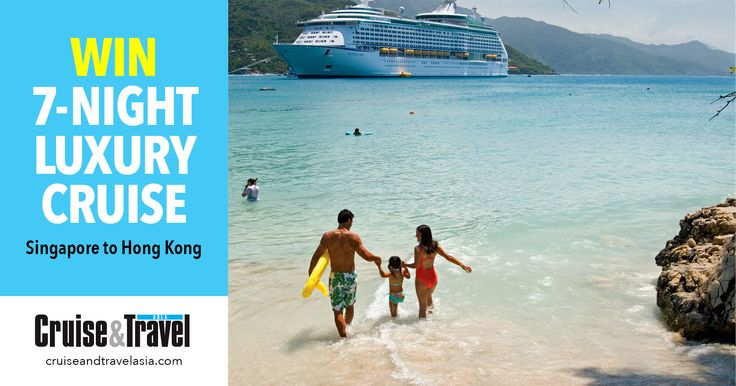 Cruise & Travel Asia are giving you the chance to win a seven day cruise aboard the Royal Caribbean Voyager from Singapore to Hong Kong! Enter now.