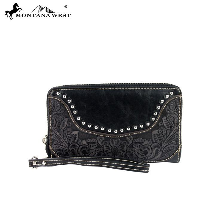 WRL-W003 Montana West Tooling Wallet