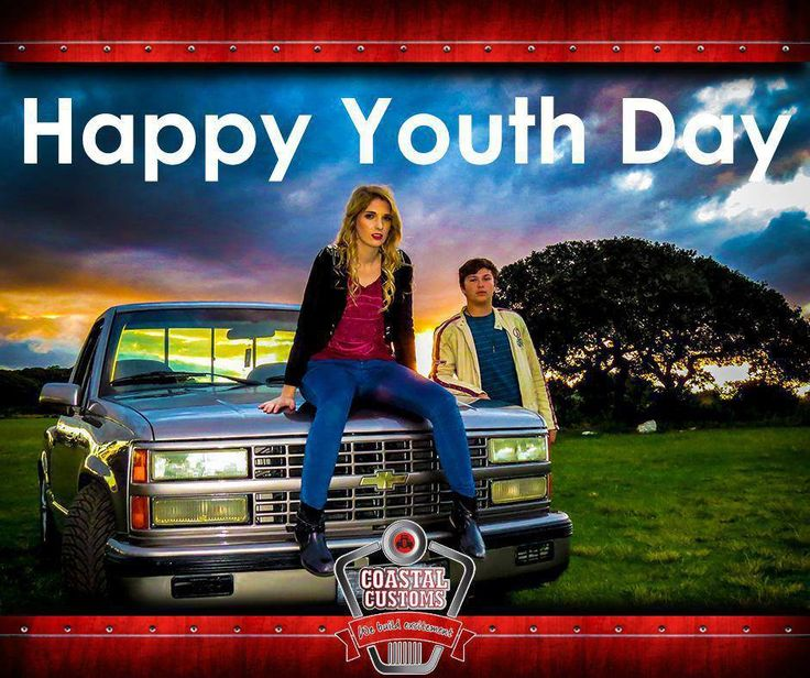 We would like to wish everyone a lovely #YouthDay, please note that we are closed today. #CoastalCustoms