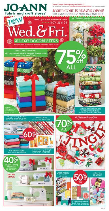 Jo-Ann Weekly Ad - Pembroke Pines coupons