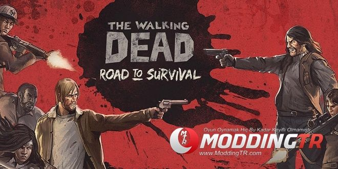 The Walking Dead'in Mobil Oyunu Geldi!