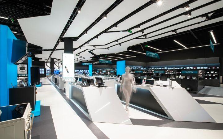 16 best electronic shop images on Pinterest   Architects ...