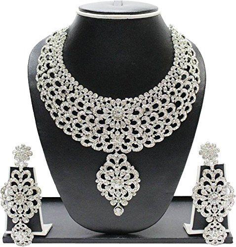 Ddivaa Bridal Wedding Wear Indian Bollywood Cz Silver Ton... https://www.amazon.ca/dp/B0725M2SK1/ref=cm_sw_r_pi_dp_x_9.ptzbFCWN9VQ