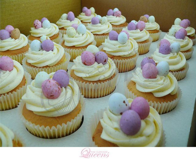 Easter Decorating Cupcake Ideas