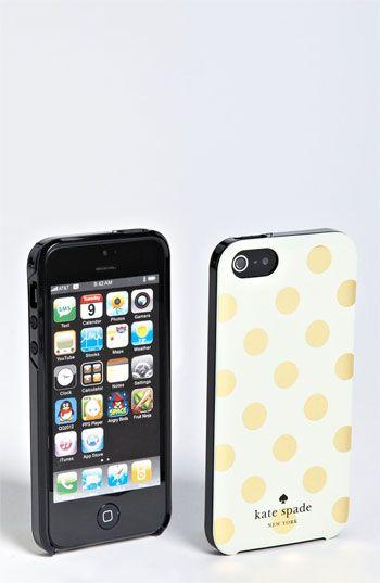 Got this thursday...makes me smile :)  kate spade new york 'la pavillion' iPhone 5 case | Nordstrom