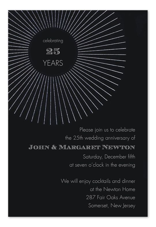 Evening Out - Corporate Invitations by Invitation Consultants. (Item # CB-CHE-AQR-G )