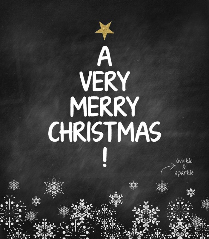 A very merry Christmas to all of you! I hope you'll have lovely days with family & friends. Enjoy!