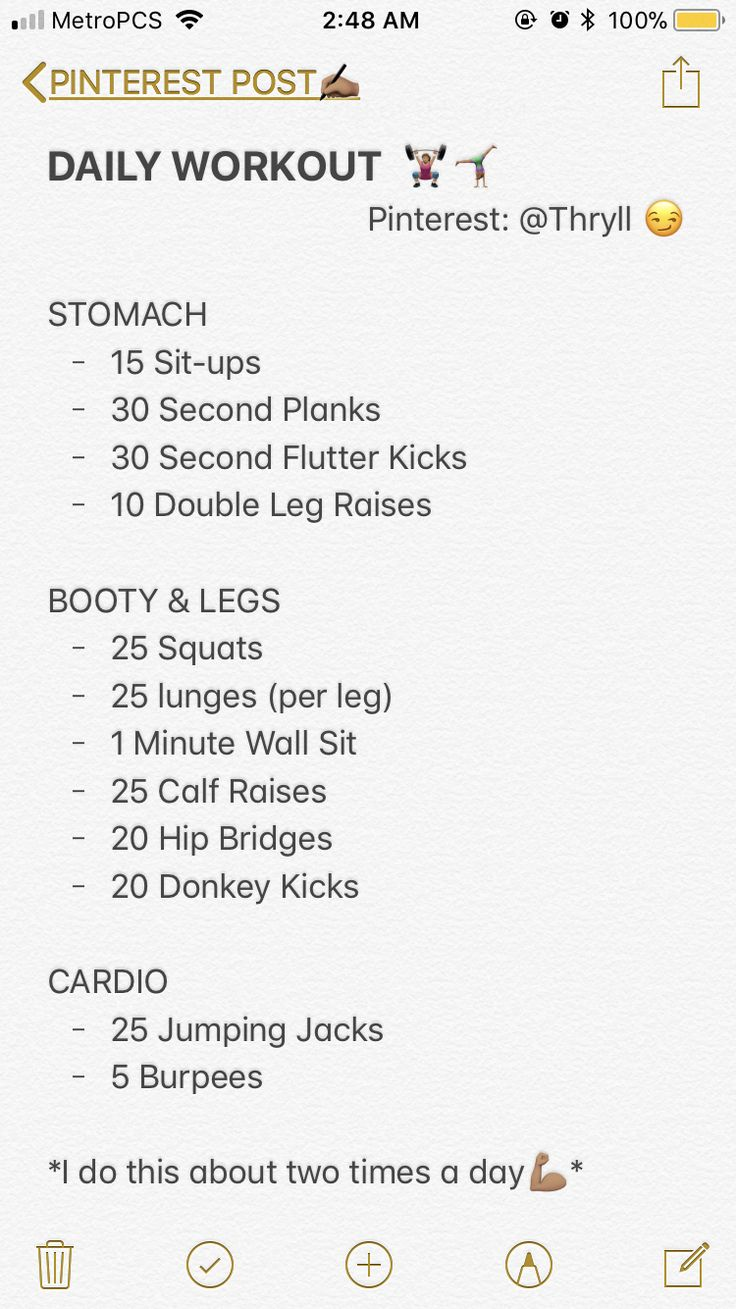 Pin on Workout Six Abs