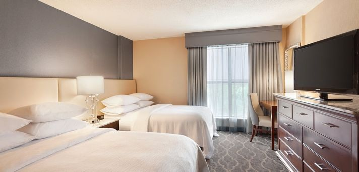 Embassy Suites Atlanta Airport - Atlanta, GA - Double Room