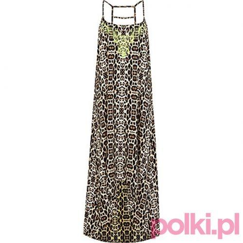 Sukienka w zwierzęcy wzór River Islan
