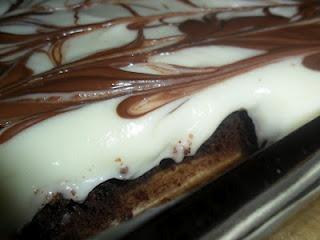 ... swirled cheese cake swirled cheese cake nutella swirled cappuccino