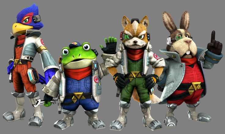Star Fox 64 lands on the Wii U Virtual Console this week
