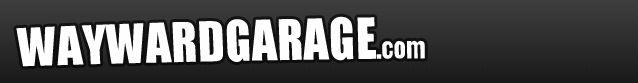 WaywardGarage.com - using stock parts to drop the car