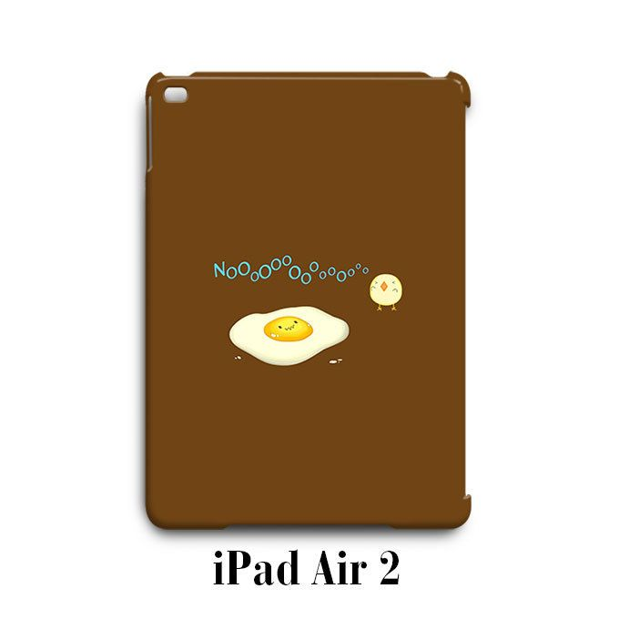 Funny Chicken Egg No iPad Air 2 Case Cover Wrap Around