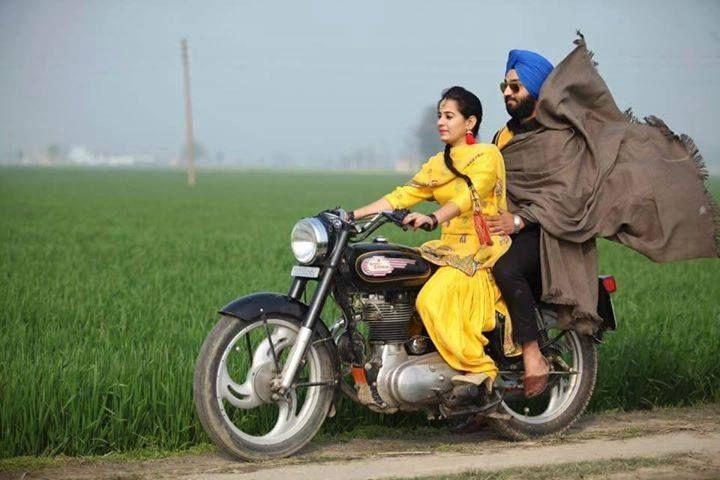 punjabi couples photography - Google Search