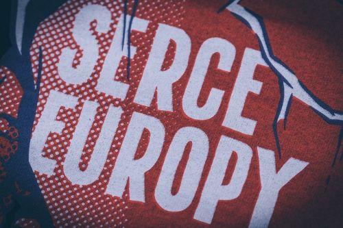 "Koszulka ""Serce Europy"". #SerceEuropy #NormanDavies #koszulka #patriotyzm #Polska #gadżet"
