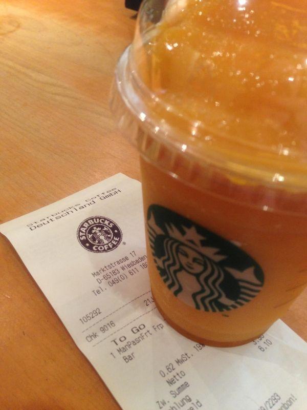 Starbucks Deutschland on chaQula