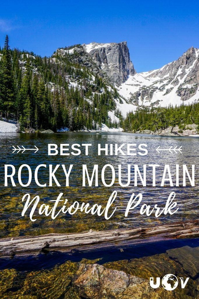 The Best Hikes in Rocky Mountain National Park