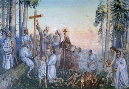 Chrzest Polski za Mieszka I