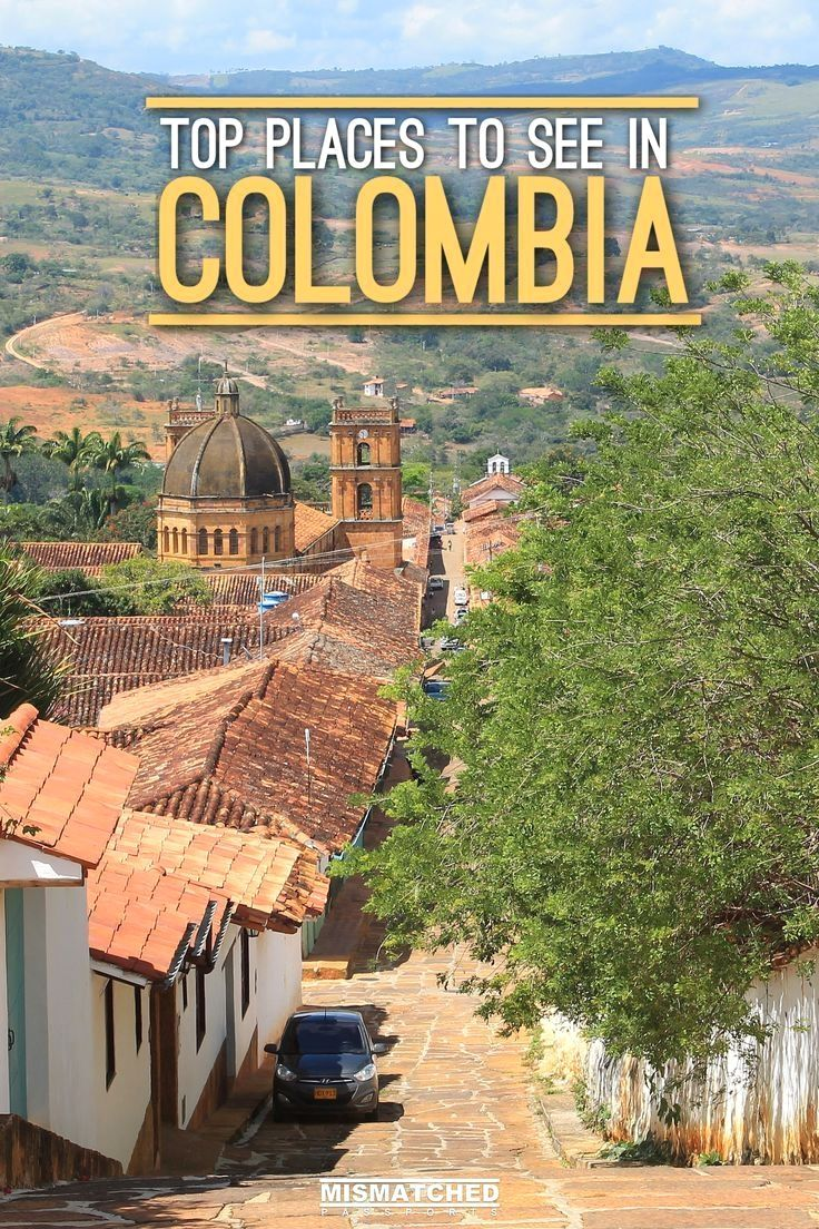 Colombia is one of our favourite countries. From colonial towns to natural wonders, here is our list of the 12 top places to see in Colombia!  Colombia Vacation  Zugriff auf die Website für Informationen   https://storelatina.com/colombia/travelling #kolumbus #कोलंबिया #colombie #kolumbia