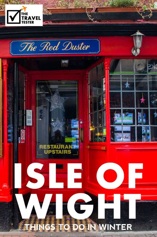 The Travel Tester takes a Winter weekend break from #London and explores the unique food & culture of the Isle of Wight with Red Funnel Ferries.  http:/... - Nienke Krook - Google+