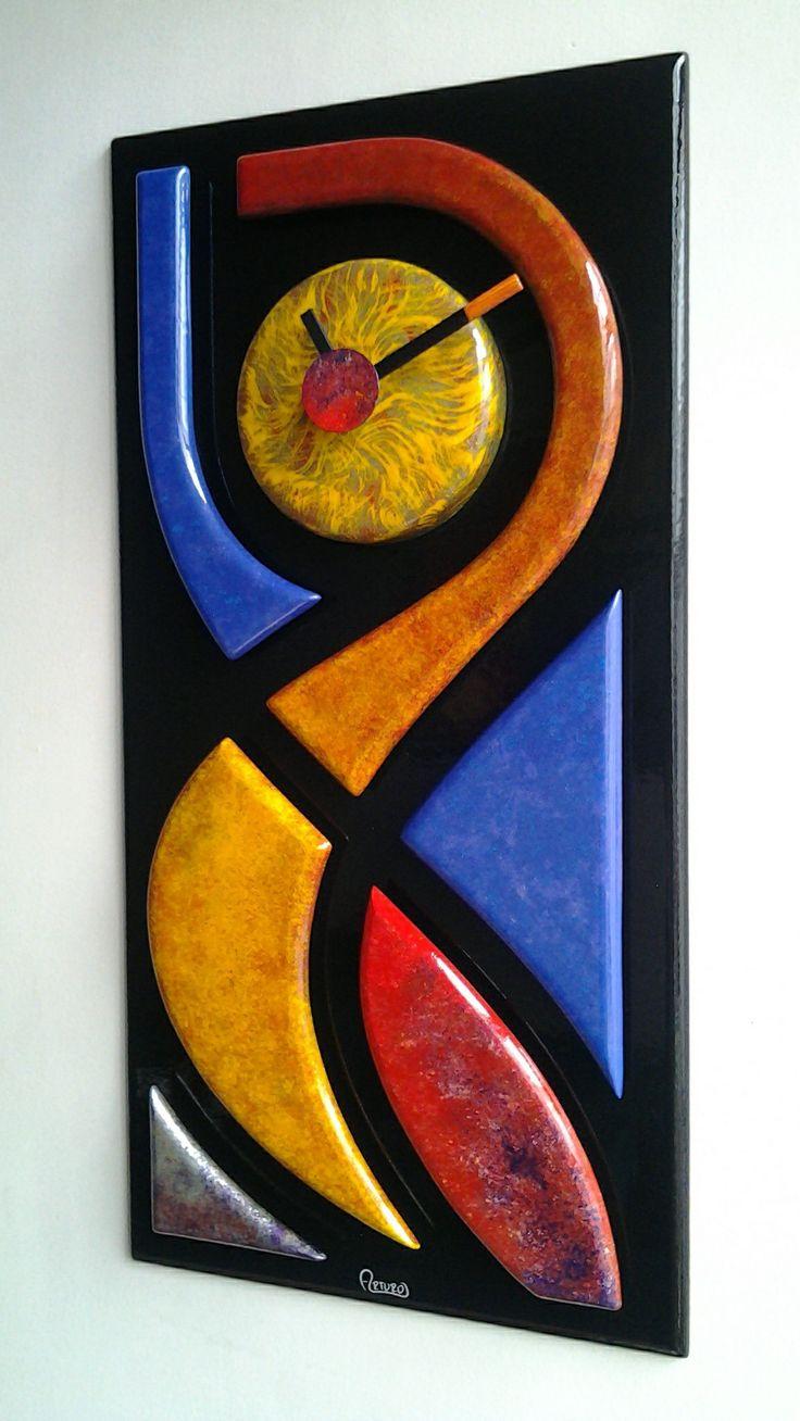 Reloj de pared. 20 x 40 cm. MODELO DESCONTINUADO    312 4962895 cromatempo@gmail.com