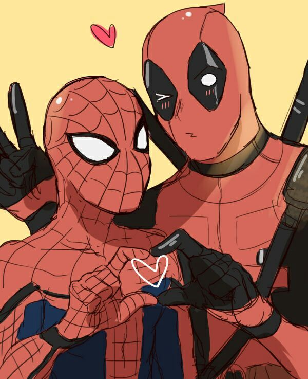 Libro de Imágenes Deadpool x Spiderman   Espero que lo disfrutéis y g… #detodo # De Todo # amreading # books # wattpad