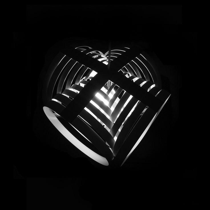 Spontaneous Form No. 4 Lamp