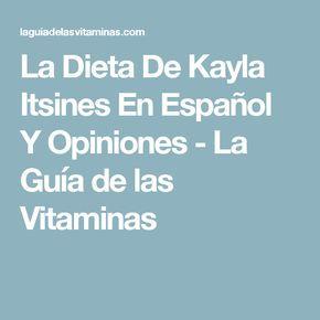 Ms de 25 ideas increbles sobre gua de nutricin de kayla la dieta de kayla itsines en espaol y opiniones fandeluxe Image collections