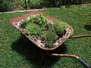 Growing Your Own Herbs Adds To Your Gardening And Cooking Pleasure. Hereu0027s  A Fun And Practical Recycling Idea.