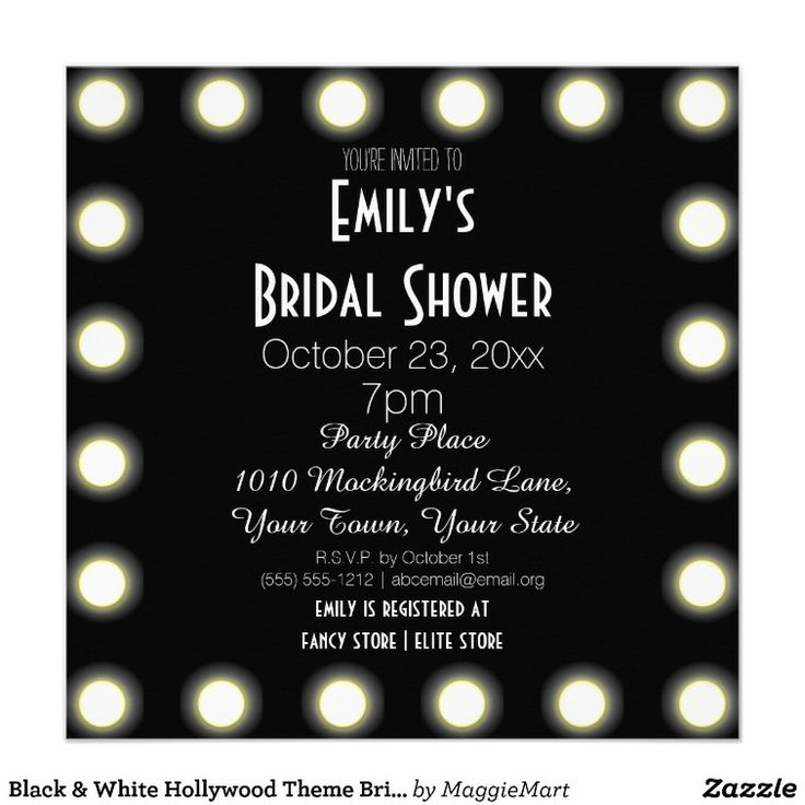9 best Invitaciones Hollywood images on Pinterest | 15 years ...