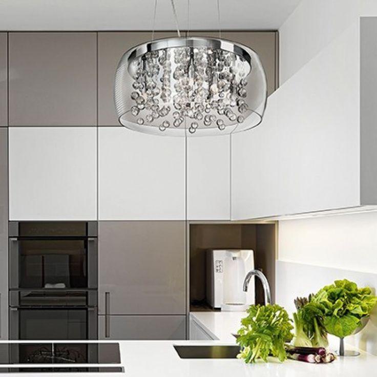AUDI 80 SP5, 31743 Ideal lux - Corpuri iluminat interior - Lustre, Cristal - Black Red White Romania