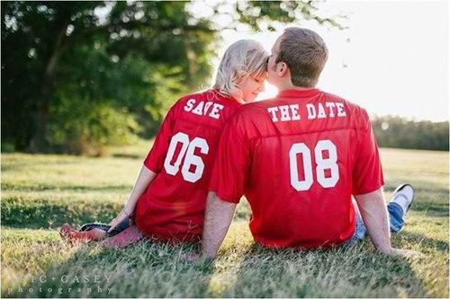 I really hope your engagement pictures look like this ;) bahahaha