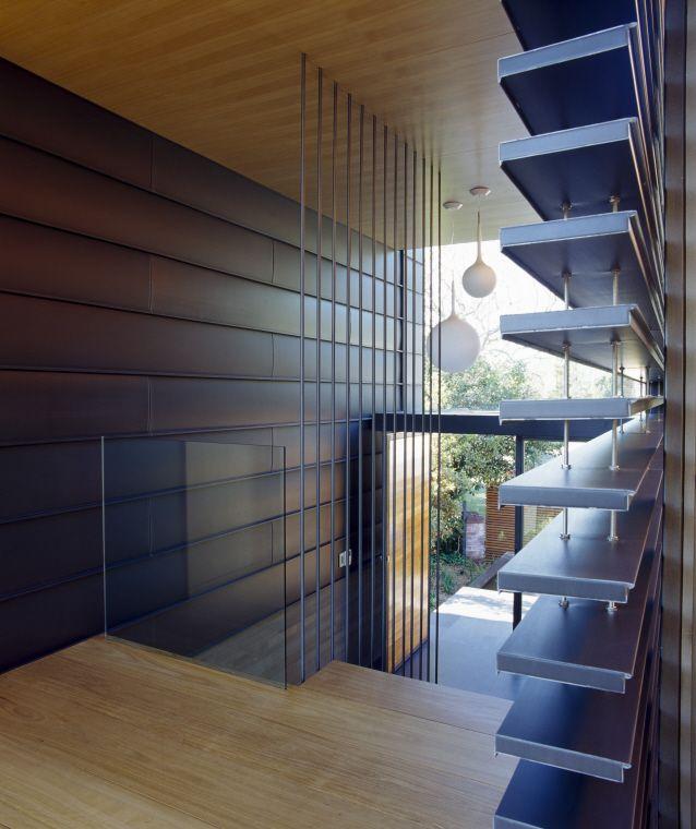 Private House Sydney Australia Zinc Architecture Interior Design
