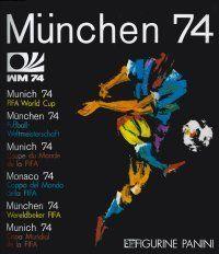 1974 - Germany World Cup Panini Sticker Album