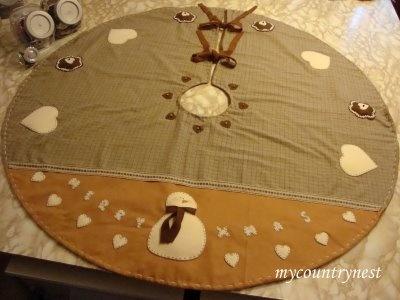 My country nest: Pupazzi di neve per me e per country dreams