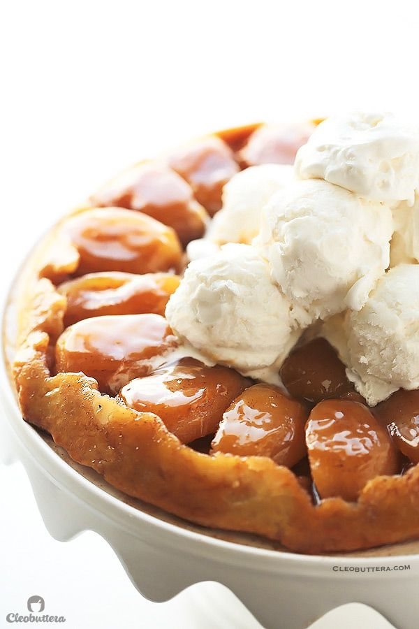 Move over apple pie!  This french classic is infused with caramel in every bite.  Made with caramelized apples and baked upside down in a bed of caramel, this tart bakes in only 20 minutes and will wow any apple pie fan! There are two kinds of people in this world:  pie crust hoarders and fruit filling lovers....Read More »
