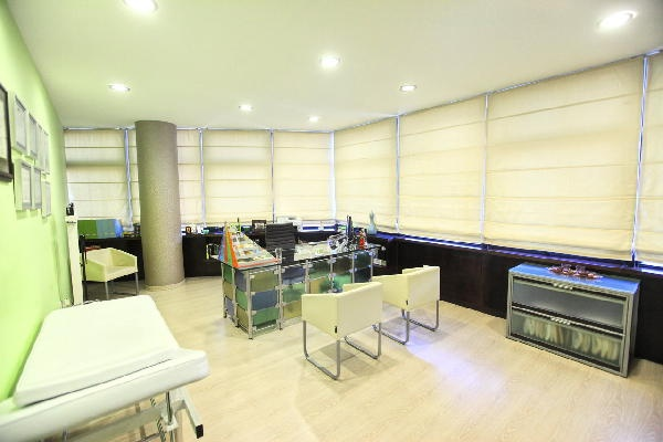 commercial, nutritionist office MK Square Studio, NYC Interior Design   Commercial