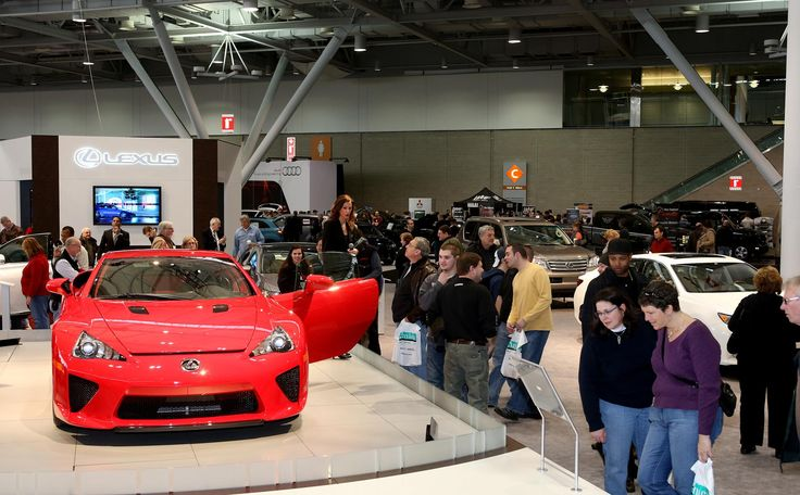 Dozens of cars from all kinds of automakers will be on display at the Boston Convention & Exhibition Center in the Seaport District from January 14 to January 18.