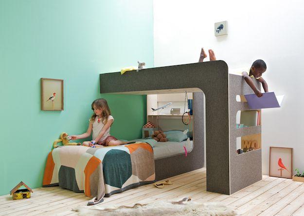 Cama up and down dise os originales de muebles camas - Armarios zapateros originales ...